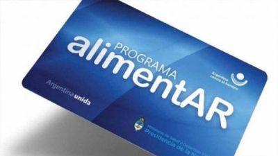 Se completa en Mar del Plata la entrega de tarjetas Alimentar