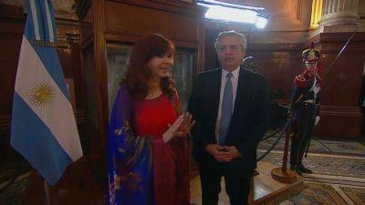 Alberto Fernández y Cristina Kirchner se reunieron durante tres horas a solas para hablar sobre la cuarentena, la deuda y la liberación de presos