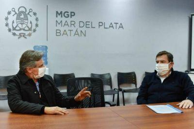 Los 10 puntos del documento que Pulti le presentó a Montenegro