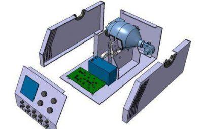 Ingenieros avanzan en el desarrollo de un respirador mecánico de emergencia