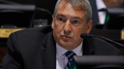 """Jorge D'Onofrio: """"El Poder Ejecutivo ni pone presos, ni saca a nadie de la cárcel"""