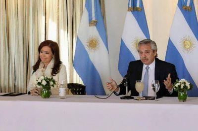 Respaldo de CFK a la estrategia por la deuda