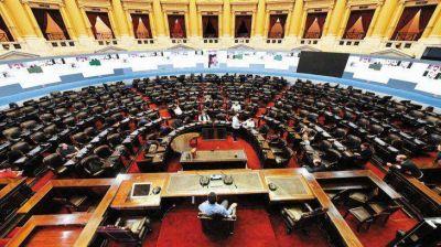 Diputados: prueba clave hoy por sesión
