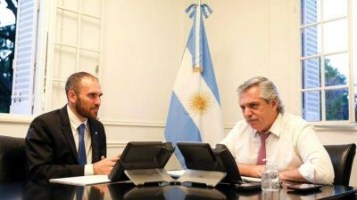 """Alberto Fernández: """"Salir de la cuarentena como reclaman algunos es llevar a la muerte a miles de argentinos"""""""