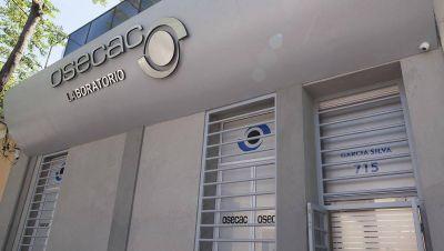 Osecac, la obra social sindical más importante del país, pidió ayuda al Estado para pagar salarios