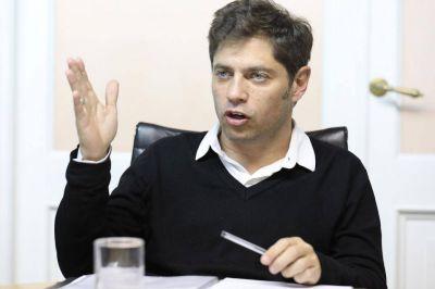Provincia: Kicillof prepara un paquete de leyes para asistir a los municipios