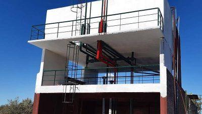 Tigre: Con fondos municipales, continúan las obras de remodelación y mantenimiento en el Hospital de Pacheco