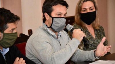 """Arturo Rojas: """"Necesitamos activar la economía, pero cuidando la cuestión sanitaria"""""""