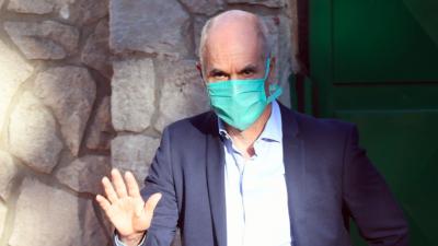 """En Villa 31 denuncian manoseo de Larreta: """"Dicen que hay tres muertes por coronavirus, pero fueron seis"""""""