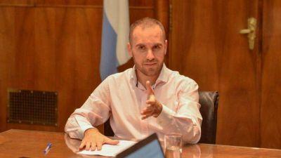 Guzmán aseguró que algunos bonistas ya aceptaron la oferta y se mostró más flexible