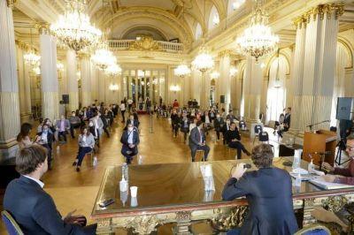 Edulcorada, la Emergencia Económica de Larreta llega a la Legislatura envuelta en sospechas