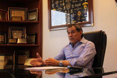 Sasia apoyó a la CGT y sugirió que Ferrosur Roca
