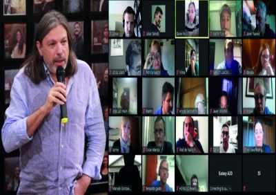 FEDUN: Teleconferencia de secretarios generales para abordar los efectos de la pandemia en el ámbito universitario