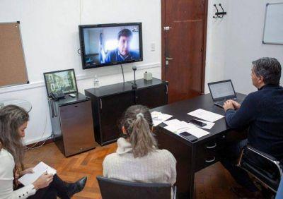 Capitanich acordó apoyo ministerial nacional para concretar varios proyectos esenciales para el Chaco