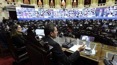 Tras el fracaso del simulacro virtual, los diputados discuten cuándo se podrá sesionar