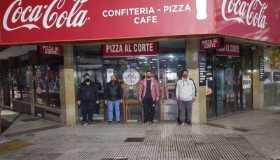 Morón | Los trabajadores de Pizzería Cabildo cobrarán sus sueldos y vuelven a trabajar