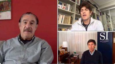 """Storani: """"Salvador y Abad son la continuidad de una línea de sometimiento al PRO"""""""