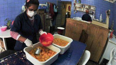 Gobierno asegura que la compra de alimentos alcanza para abastecer la demanda