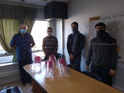 Donaciones para el Hospital Municipal Santamarina
