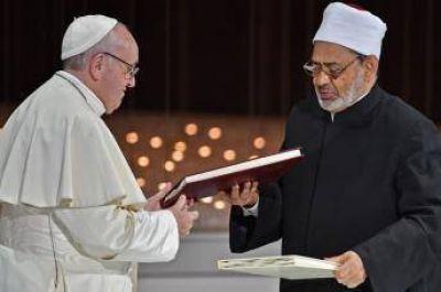 Musulmanes y cristianos, y las respuestas positivas al Alto Comité para la Fraternidad Humana