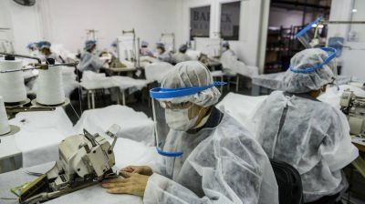 Hasta la cuarentena, habían comenzado a revertirse 22 meses de crisis de empleo
