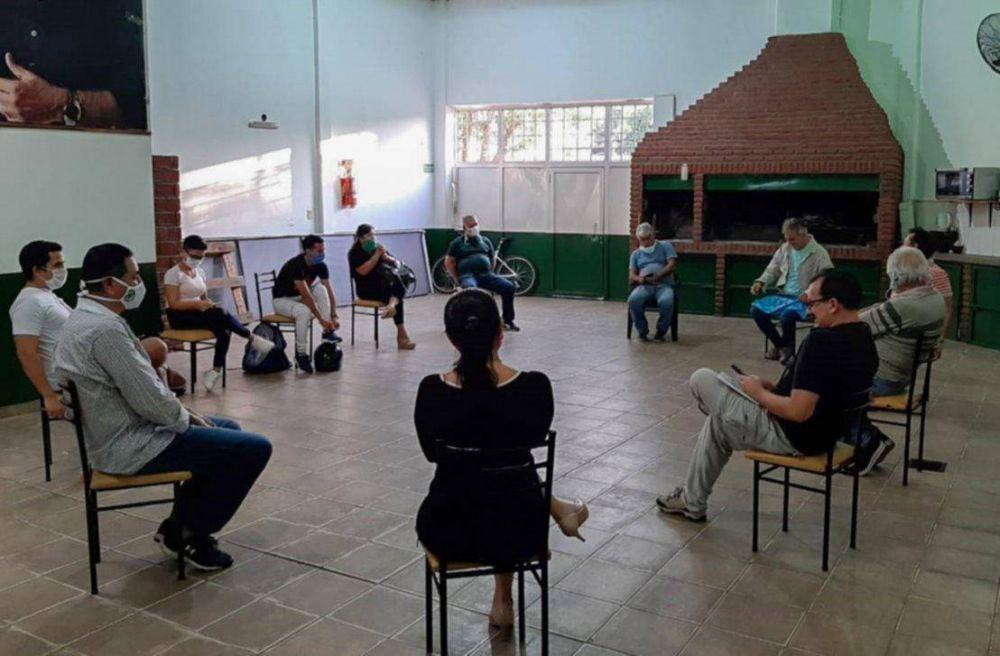 Comité Social convoca a más sectores y prevé extender propuestas al interior
