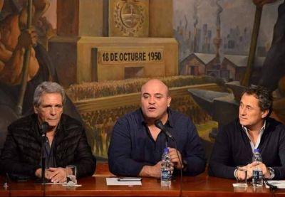 """Ricardo Lovaglio: """"Es fundamental el acuerdo entre trabajadores y empresarios para que la Argentina salga adelante"""""""