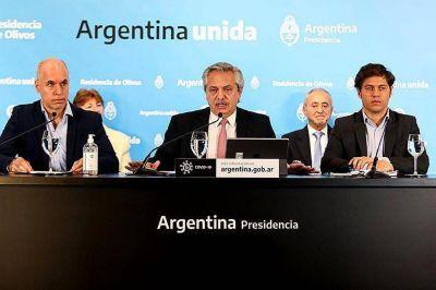 El protagonismo de Larreta cerca de Fernández relega el papel opositor de Macri