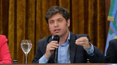 Kicillof consiguió el apoyo a la renegociación de la deuda de los 135 intendentes