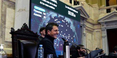 Coronavirus en Argentina: Diputados hace los últimos ajustes para poder sesionar de forma virtual