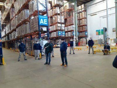 Trabajo dictó la conciliación obligatoria entre STIA y Arcor