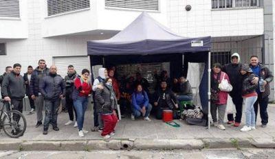 CTA Matanza: Urgente  desalojo en la puerta de La NIRVA