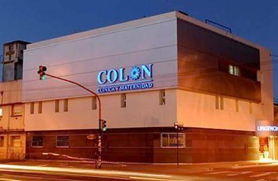 Trabajadores de Sanidad decretaron el quite de colaboración por falta de pagos en la Clínica Colón