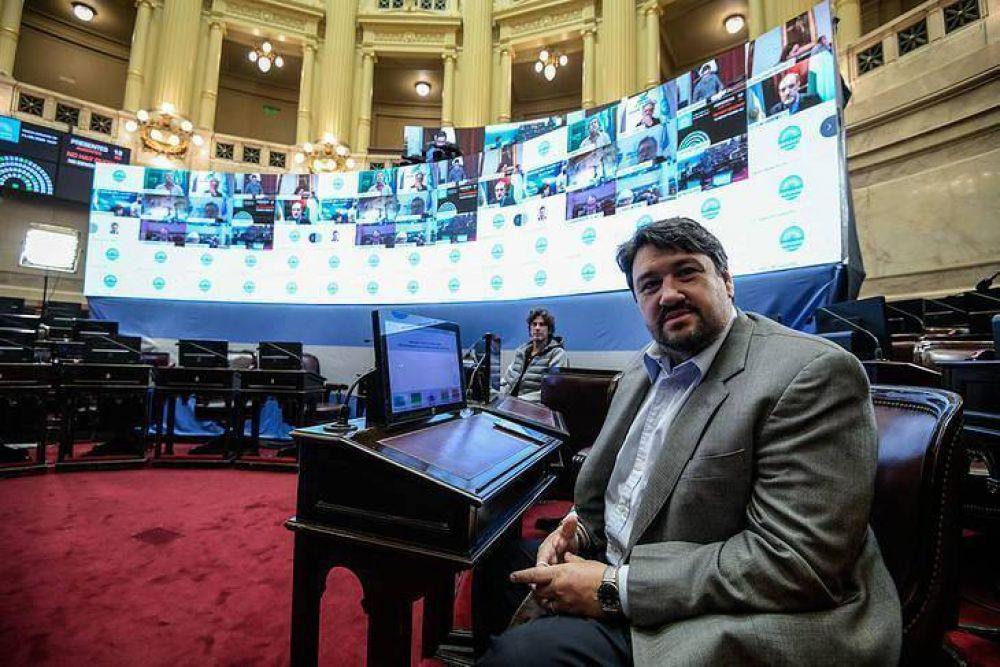 El Senado está listo para sesionar: desde dónde lo hará cada legislador
