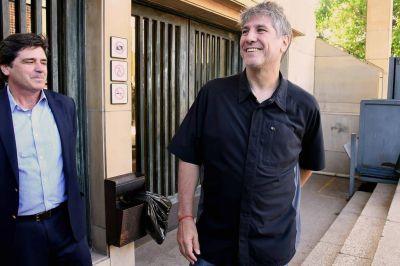 El regreso de Amado Boudou: asesora al gobernador de La Rioja