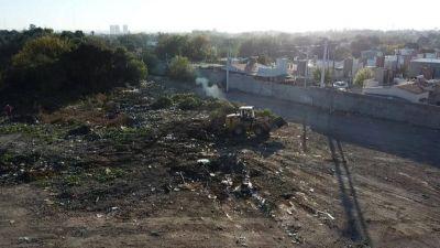 Retiran 6 mil toneladas de basura del sudeste de la ciudad