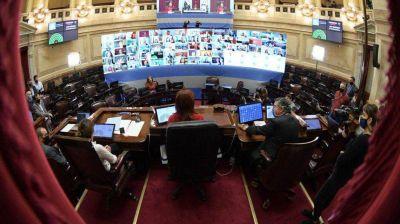 Diputados y Senado tendrán su primeras sesiones virtuales