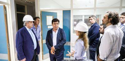 Alberto Fernández apuntó contra María Eugenia Vidal por el estado del sistema de salud en la Provincia