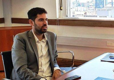 """Santiago Quintana desestimó los rumores de estatización de la salud privada por parte del IOMA: """"No está en agenda"""""""