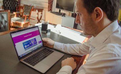"""Más de 200 comercios ya se inscribieron en la página de venta online """"Compra Campana"""""""