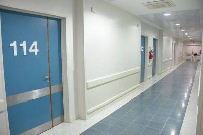 Ituzaingó | Finalizaron las obras de la áreas para pacientes con Covid-19 en el Hospital del Bicentenario