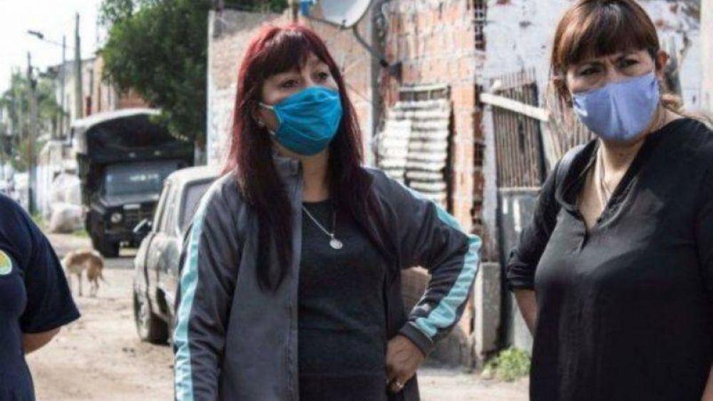 Provincia: lanzan un sistema de monitoreo de casos en tiempo real para barrios populares