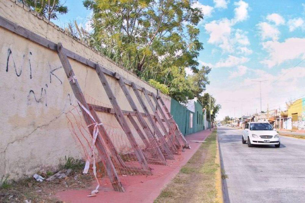 Comenzarán obras en el cementerio de Ezpeleta