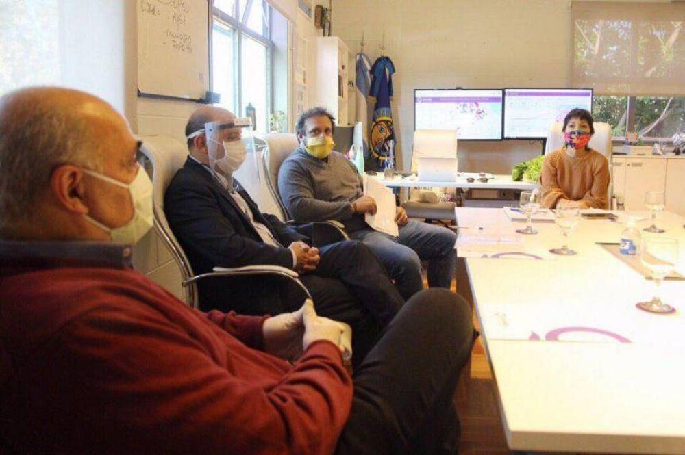 Municipio acordó con mercados concentradores precios accesibles para verdulerías