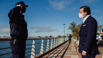 Herrera Ahuad anunció el pronto inicio de las salidas recreativas