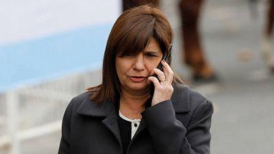 Patricia Bullrich comenzó a construir su relato presidencial de cara al 2023