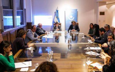Nación fortalecerá la asistencia a barrios del conurbano y prepara reuniones con intendentes