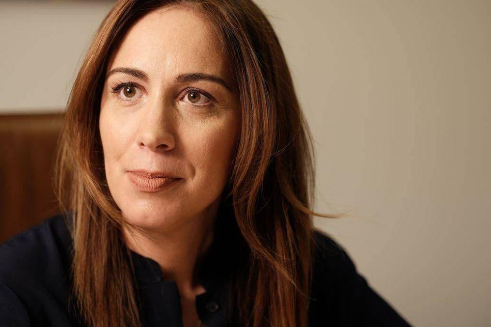 La nueva estrategia de María Eugenia Vidal. Silencio público, poco territorio y charlas con la dirigencia vía Zoom