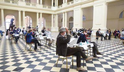 Exclusivo: la palabra de los concejales en la vuelta a las sesiones presenciales