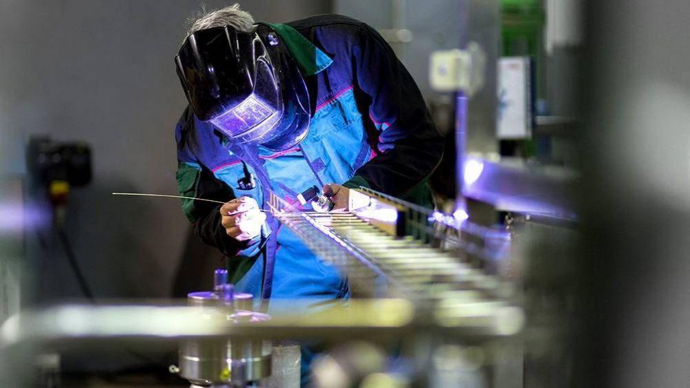 El uso de la capacidad instalada de la industria bajó a 51,6% en marzo cuando comenzó la cuarentena